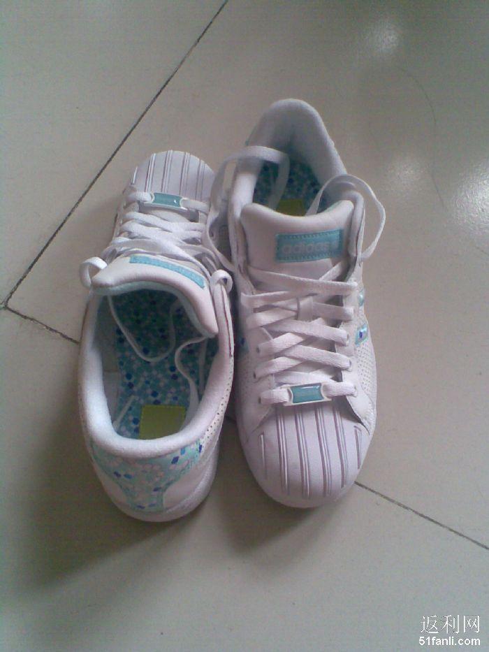晒我的乐淘特价Adidas 花阿迪王的钱买阿迪的鞋